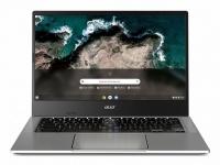 Один день автономности, бесшумная работа и платформа MediaTek Kompanio 828. Представлен хромбук Acer Chromebook 514