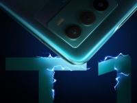 Vivo представит смартфоны T1 и T1x на презентации 19 октября