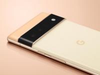 Представлены Google Pixel 6 и Pixel 6 Pro – первые смартфоны с Android 12