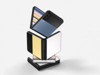 49 возможных вариантов расцветки и возможность сменить дизайн в любое время: Samsung представила Galaxy Z Flip 3 Bespoke Edition