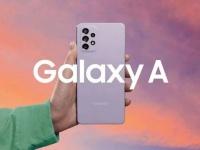 Galaxy A73 станет первым смартфоном Samsung A-серии с китайским дисплеем
