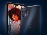 Первые изображения и характеристики камеры Motorola Moto G51 5G