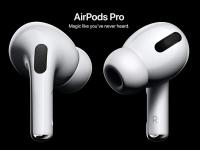 AirPods Pro теперь поставляются в кейс с поддержкой MagSafe