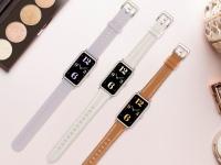 Уменьшенные умные часы Huawei Watch Fit mini представлены официально