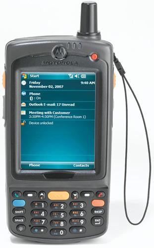 Motorola MC75