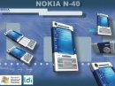 Концепт смартфона Nokia N40 на платформе Windows Mobile