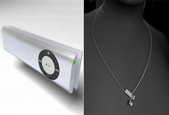 Концепт iPod Shuffle