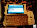 Появились фотографии коммуникатора HTC Dream