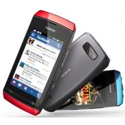 Nokia Asha 305 - фото 2