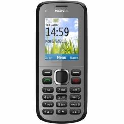 Nokia C1-02 - фото 4