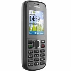 Nokia C1-02 - фото 5