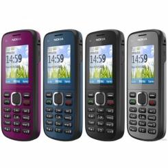 Nokia C1-02 - фото 3