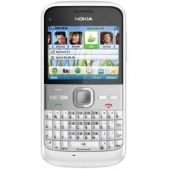 Nokia E5 - фото 5
