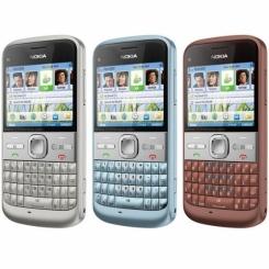 Nokia E5 - фото 8