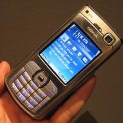 Nokia N70 - фото 6