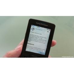 Sony Ericsson M600i - фото 5