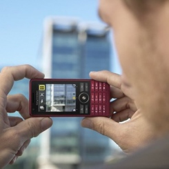 Sony Ericsson G900 - фото 3
