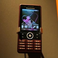 Sony Ericsson G900 - фото 4