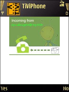 ��������� TiVi Phone v2.0.8 ��� Symbian OS 9