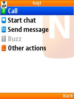 Nimbuzz v3.0.2 ��� Symbian OS 9.x S60
