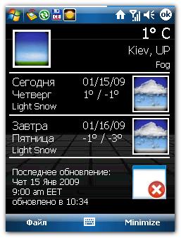 Программа пк погоды для прогноз