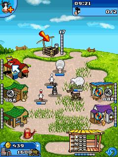Скачать игру Зеленая Ферма 3 на компьютер