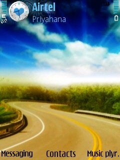 Тема для Nokia oblaka.