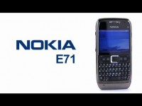 Промо видео Nokia E71