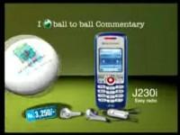 Рекламный ролик Sony Ericsson J230i