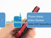 Видео обзор Nokia 5320 XpressMusic от PhoneArena