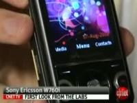 Видео обзор Sony Ericsson W760i от cNet