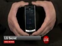 Видео обзор LG Secret