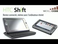 Демо видео HTC X9500 SHIFT