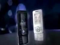 Демо видео Sony Ericsson T303