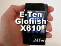 Видео обзор Eten Glofiish X610 от MForum