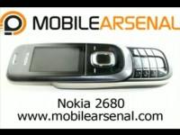 Видео обзор Nokia 2680 slide