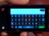 Видео обзор Motorola ZN4 - Текстовые сообщения