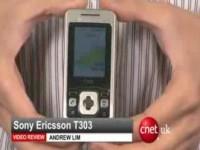 Видео обзор Sony Ericsson T303 от cNet