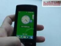 Видео обзор LG KB770