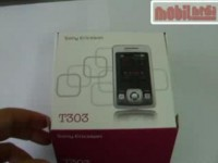 Видео обзор Sony Ericsson T303