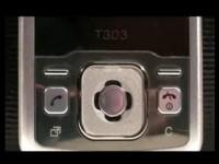 Видео обзор Sony Ericsson T303 от Shiny