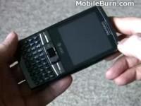Видео обзор Samsung i907 Epix - Дизайн