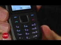 Видео обзор Nokia 1680 от cNet
