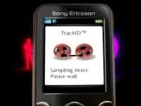 Демо-видео Sony Ericsson W610i