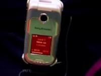 Рекламный ролик Sony Ericsson W710i