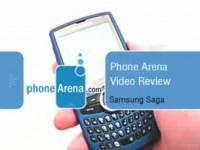 Видео обзор Samsung Saga от PhoneArena