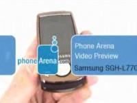 Видео обзор Samsung SGH-L770 от PhoneArena