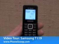Видео обзор Samsung T119 от PhoneScoop