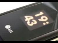 Видео обзор LG KF300