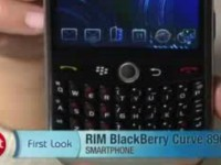 Видео обзор Blackberry Curve 8900 от cNet